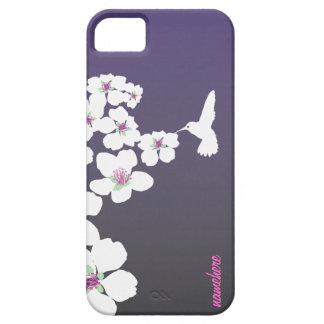 Customizable: Hummingbird iPhone SE/5/5s Case