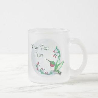 Customizable Hummingbird Mug