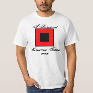 Customizable Hurricane Season 2008 T-Shirt