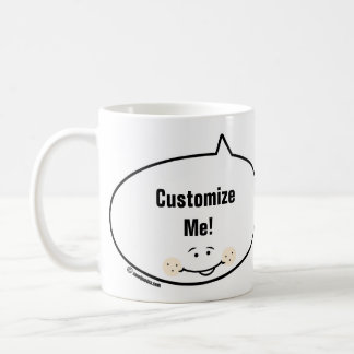 Customizable iamQuotes Coffee Mug