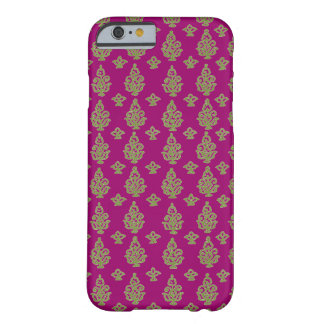 Customizable India Block Barely There iPhone 6 Case