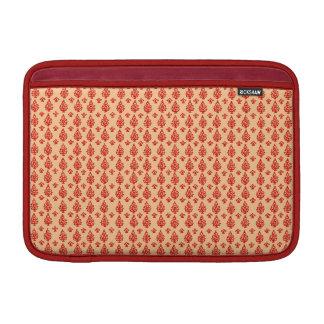 Customizable India Block Print MacBook Air Sleeve