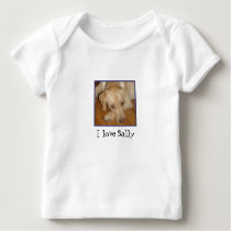 Customizable Infant Long Sleeve Tee