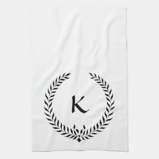 Customizable Initials and Colors Towels