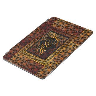 Customizable Initials iPad Air Cover