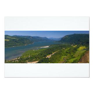 Customizable invitation: Columbia River Gorge Card