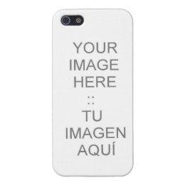 Customizable iPhone 5 Case