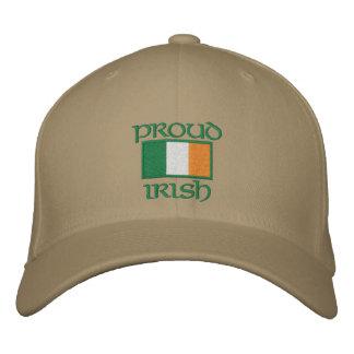 Customizable Irish Flag Hats Cap