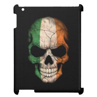 Customizable Irish Flag Skull Cover For The iPad 2 3 4