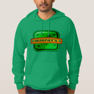 Customizable Irish Pub Hoodie