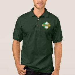 Customizable Irish Pub Polo Shirt