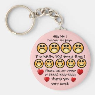 Customizable I've Lost My Keys Keychain