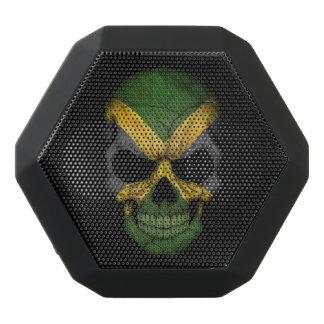 Customizable Jamaican Flag Skull Black Boombot Rex Bluetooth Speaker