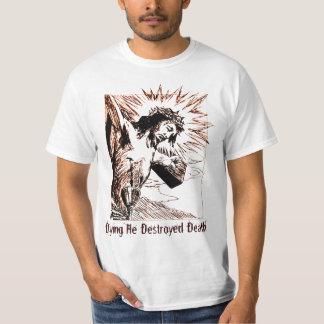 Customizable Jesus on Cross Shirt