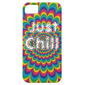 Customizable Just Chill Psych iPhone case iPhone 5 Case