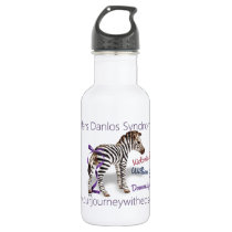 Customizable Just for You Stainless Steel Water Bottle