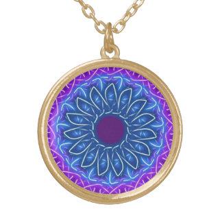 customizable kaleidoscopic necklace