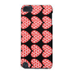 Customizable Kissy Lips Hearts iPod Touch (5th Generation) Cover