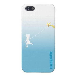 Customizable: Kite runner iPhone 5 Cases