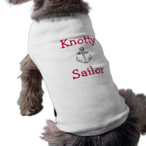 Customizable Knotty Sailor Tee