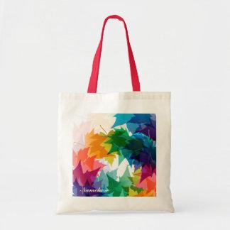 Customizable: Leafy Bag