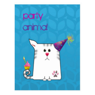 Customizable: Little Alfie blue Post Cards