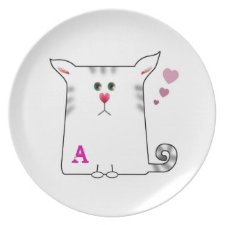 Customizable: Little Alfie Dinner Plate