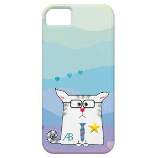 Customizable: Little Alfie nerd iPhone 5 Covers