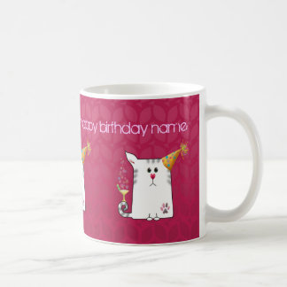 Customizable: Little Alfie party Classic White Coffee Mug