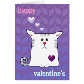 Customizable: Little Alfie purple Card