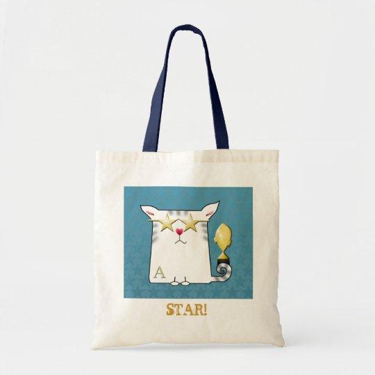 Customizable: Little Alfie superstar Tote Bag