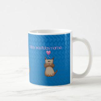 Customizable: Little Terry Coffee Mug