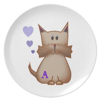 Customizable: Little Terry Plate