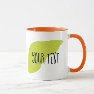 Customizable Liver Mug