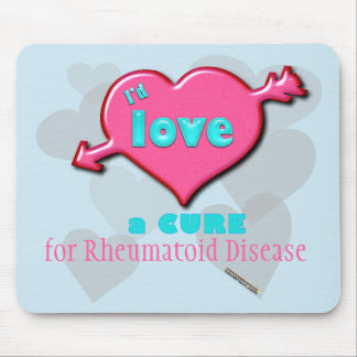 CUSTOMIZABLE Love a Cure Mouse Pad