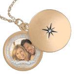 Customizable Love Locket Necklace_Medium