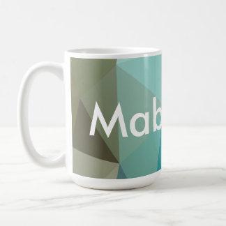 Customizable Mabuhay on Blue Hues Coffee Mug
