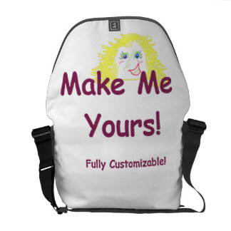 customizable machine washable rickshaw bag