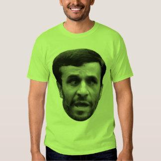 Customizable Mahmoud Ahmadinejad Iran Election Shirt