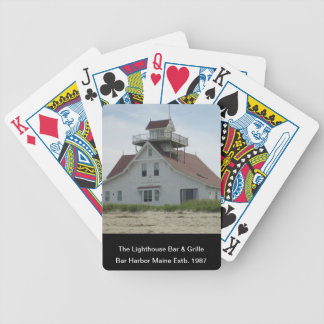 Customizable Main Oceanside Playing Cards