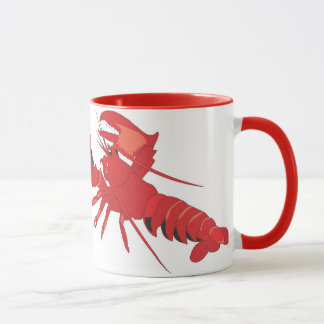 Customizable Maine Event Lobster Mug