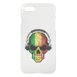 Customizable Mali Dj Skull with Headphones iPhone 8/7 Case