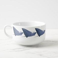 Customizable Manta Ray Soup Mug