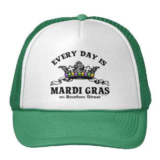 Customizable Mardi Gras Trucker Hat