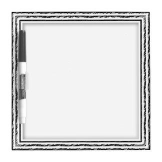 Customizable Marker Board (Sketched Frame)