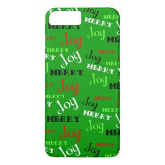 Customizable Merry Joy iPhone 8 Plus/7 Plus Case