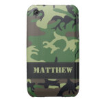 Customizable Military Camo iPhone 3G/3G Case iPhone 3 Cover
