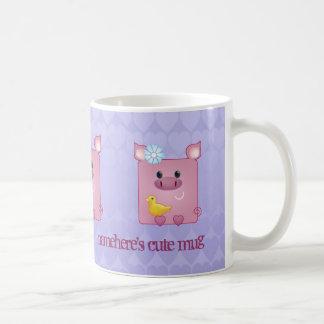 Customizable: Miss Piggy Coffee Mug