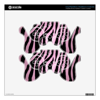 Customizable Mod Zebra Skins For PS3 Controllers