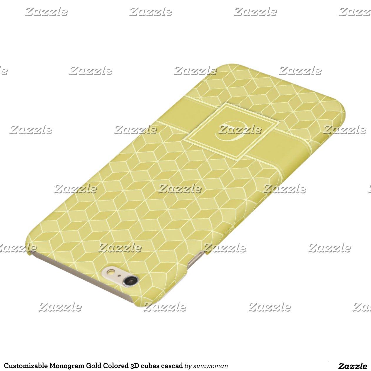 Palm Angels パームエンジェルス GOLD IPHONE CASE 6PLUS